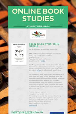 ONLINE BOOK STUDIES