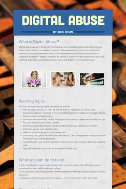 Digital Abuse