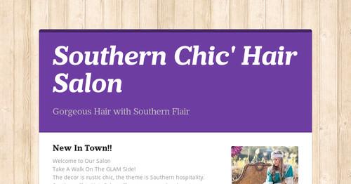 Southern Chic Hair Salon
