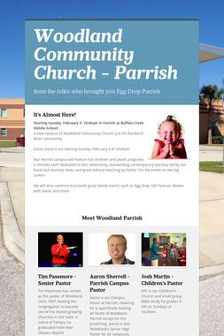 Woodland Community Church - Parrish