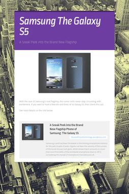 Samsung The Galaxy S5