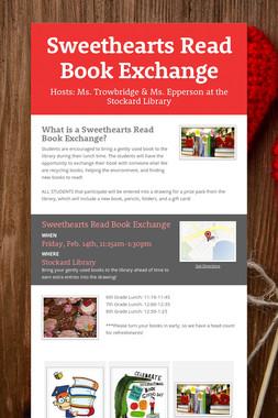 Sweethearts Read Book Exchange