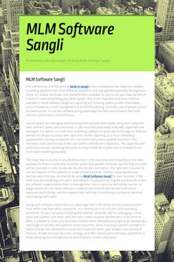 MLM Software Sangli