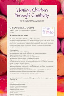 Healing Children through Creativity