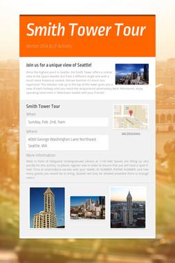 Smith Tower Tour