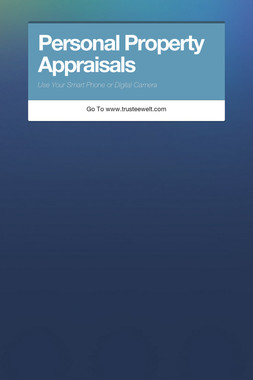 Personal Property Appraisals