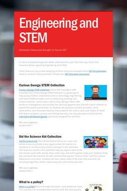 Engineering and STEM