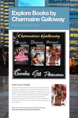 Explore Books by Charmaine Galloway