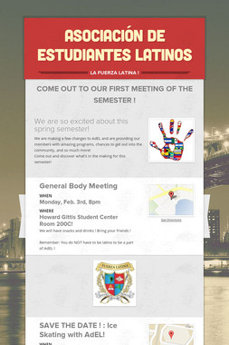 Asociación de Estudiantes Latinos