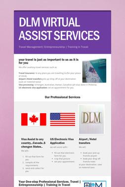 DLM VIRTUAL ASSIST SERVICES