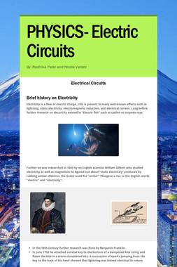 PHYSICS- Electric Circuits