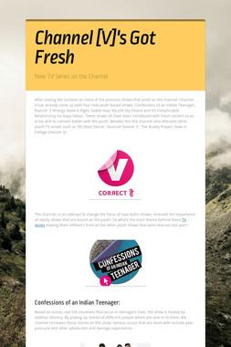 Channel [V]'s Got Fresh