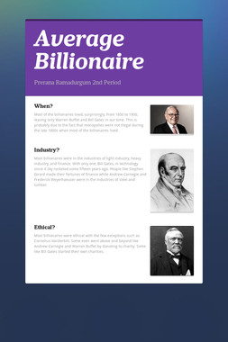 Average Billionaire