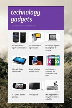 technology gadgets