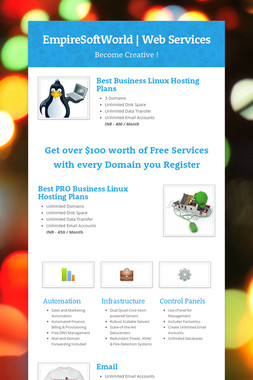 EmpireSoftWorld | Web Services