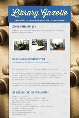Library Gazette