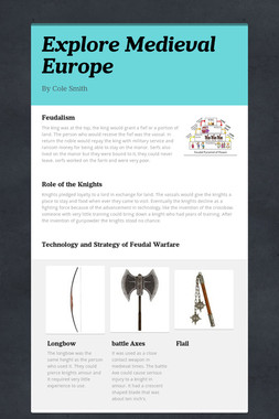 Explore Medieval Europe