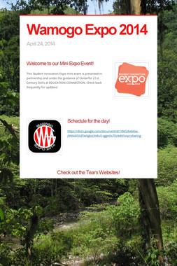 Wamogo Expo 2014