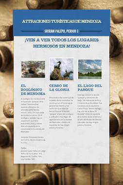Attraciones turísticas de Mendoza