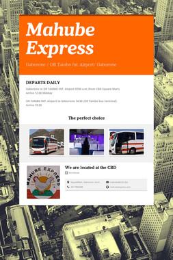 Mahube Express