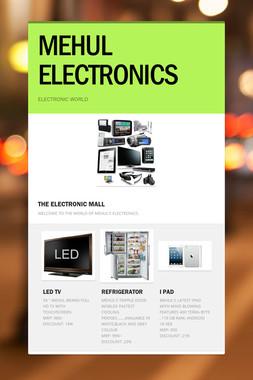 MEHUL ELECTRONICS