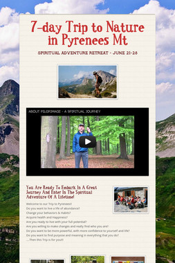 7-day Trip to Nature in Pyrenees Mt