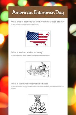 American Enterprise Day