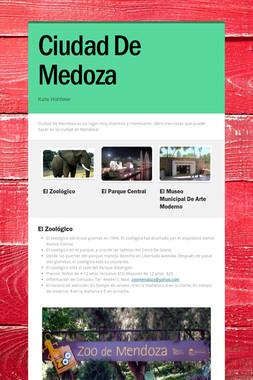 Ciudad De Medoza