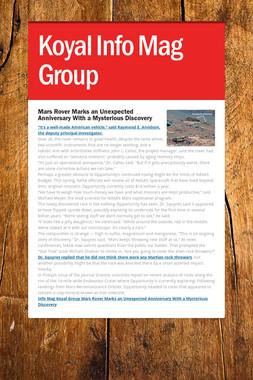 Koyal Info Mag Group