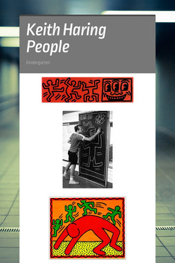 Keith Haring People