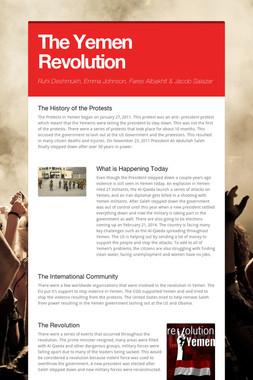 The Yemen Revolution