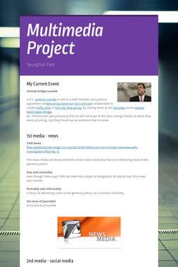 Multimedia Project