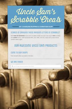 Uncle Sam's Scrabble Cheats