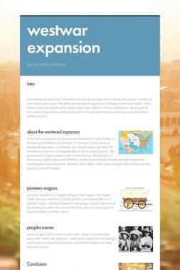 westwar expansion