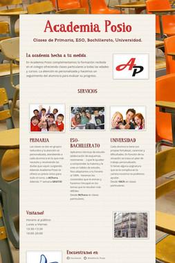 Academia Posio