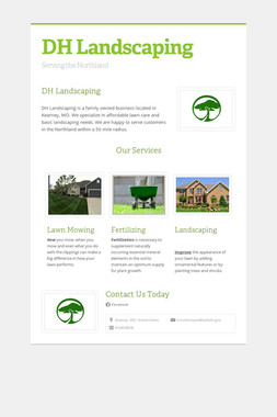 DH Landscaping