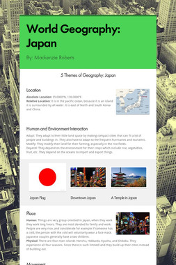 World Geography: Japan