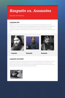 Rasputin vs. Assassins
