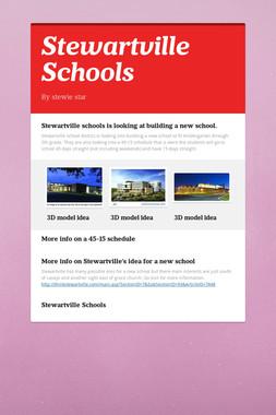 Stewartville Schools