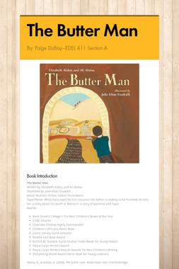The Butter Man