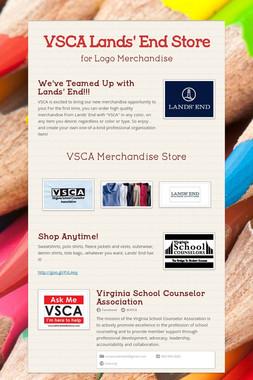 VSCA Lands' End Store