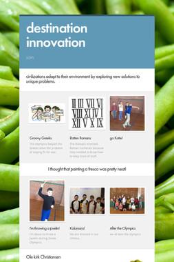destination innovation