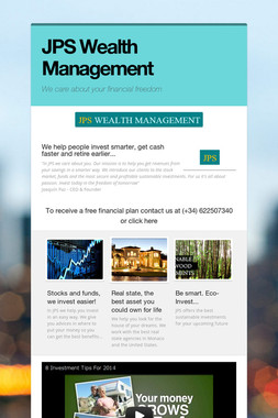 JPS Wealth Management