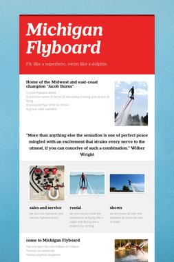 Michigan Flyboard