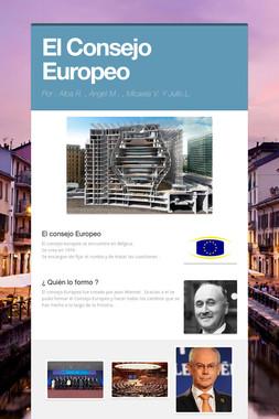 El Consejo Europeo