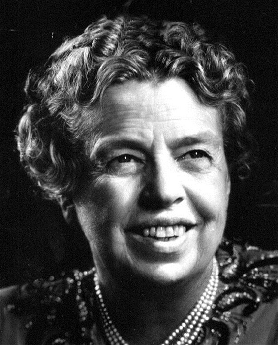 Who is Eleanor Roosevelt?
