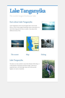 Lake Tanganyika