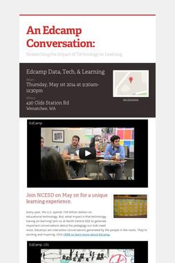 An Edcamp Conversation: