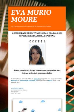 EVA MURIO MOURE