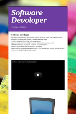 Software Devoloper